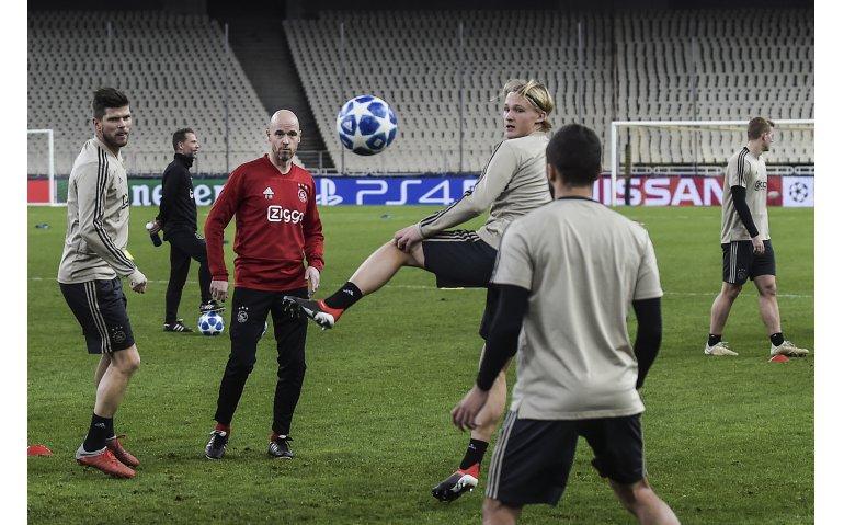 Wanneer begint de Champions League-wedstrijd Ajax – Juventus