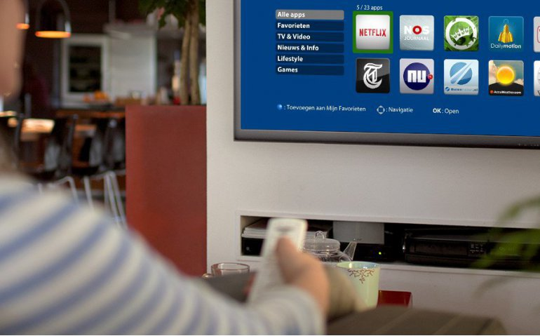KPN en Ziggo weten precies naar welke zenders klanten kijken