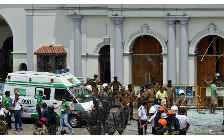 Reeks aanslagen Sri Lanka met mogelijk Nederlandse doden: Extra nieuwsuitzendingen