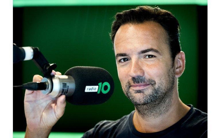 Radio 538, Sky Radio en Radio Veronica in de min, Radio 10 stijgt