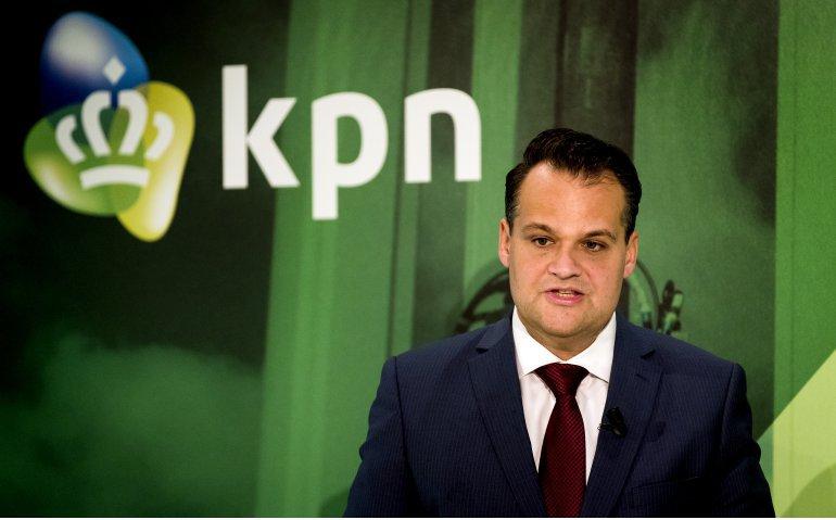 KPN: minder winst, lichte stijging tv- en internetklanten