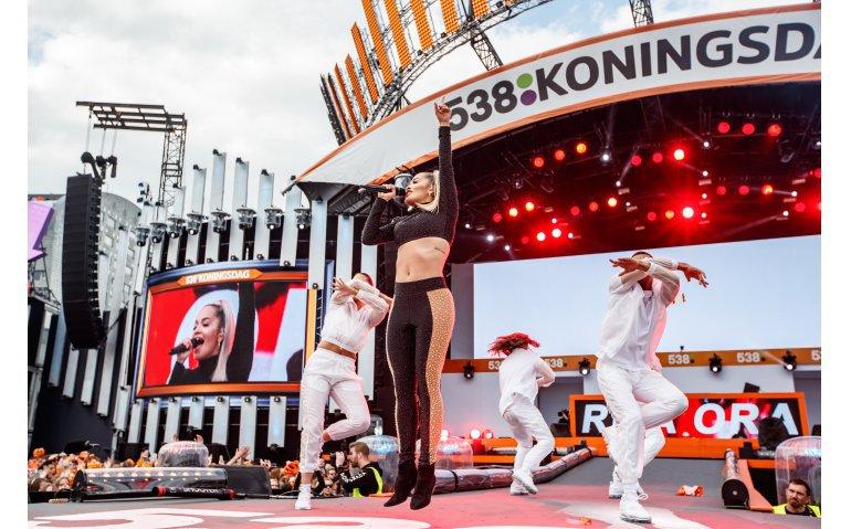 538 Koningsdag live op SBS6 en TV538
