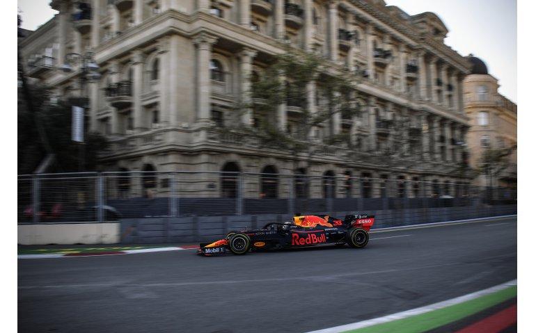 Formule 1 Grand Prix Azerbeidzjan live op televisie en internet