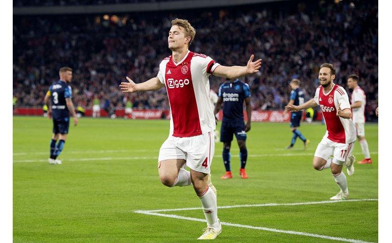 Halve finale Ajax in Champions League reclamevrij bij Ziggo