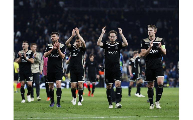 Ruim 4 miljoen Nederlanders zien Ajax stunten in Champions League