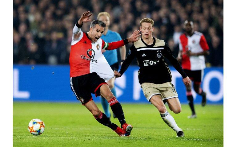 Afscheid Robin van Persie bij Feyenoord uitgebreid live op FOX Sports