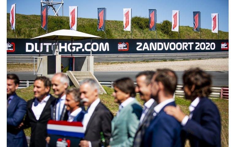 Formule 1 Grand Prix Nederland vooralsnog exclusief op Ziggo Sport
