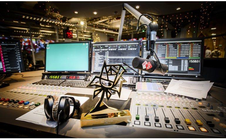 NPO Radio 2 verslaat 538 en Radio 10