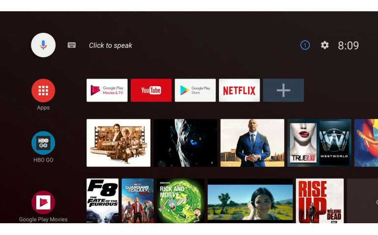 NPO Start op Android TV