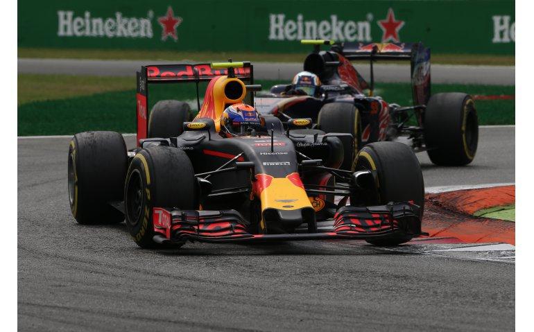 Max Verstappen in Formule 1 Frankrijk op televisie en radio