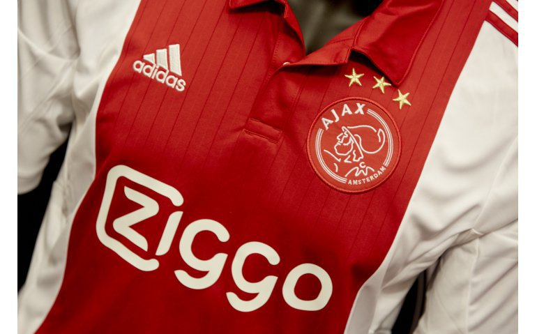 Ziggo en Ajax verlengen samenwerking