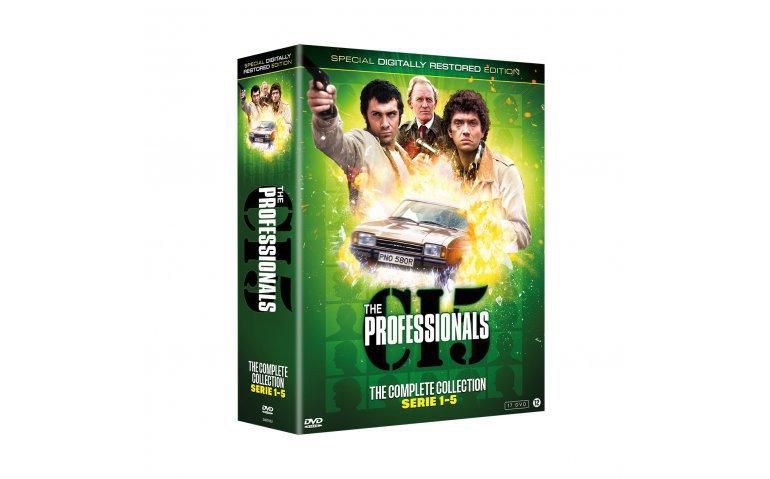 3X VERZAMELBOX THE PROFESSIONALS