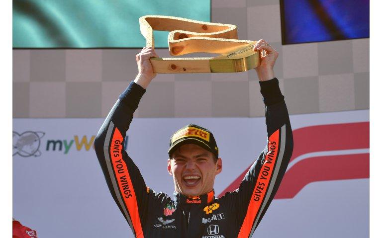 Ziggo Sport scoort met Max Verstappen