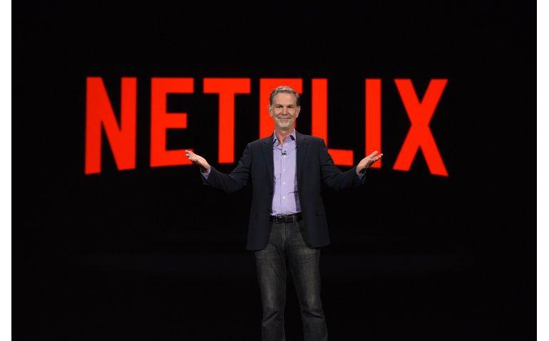 'Netflix beknibbelt op eigen exclusieve content'
