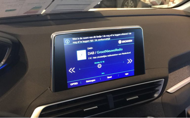 'Internetradio verstoot DAB+'