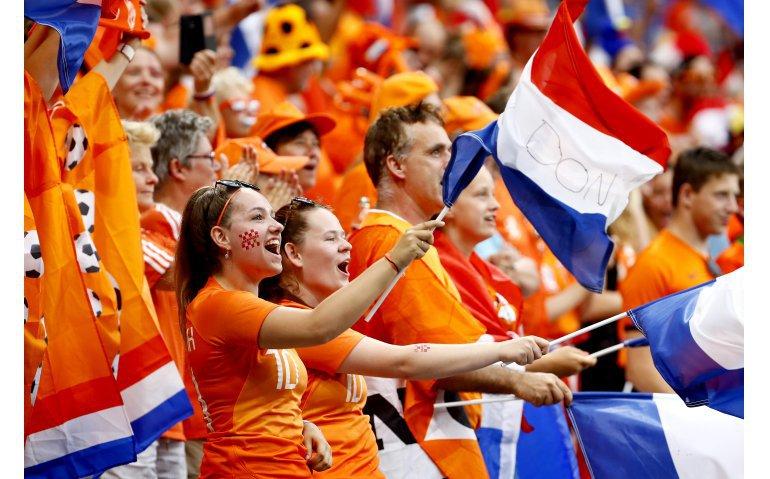 WK voetbal finale Nederland – Verenigde Staten live op tv en radio