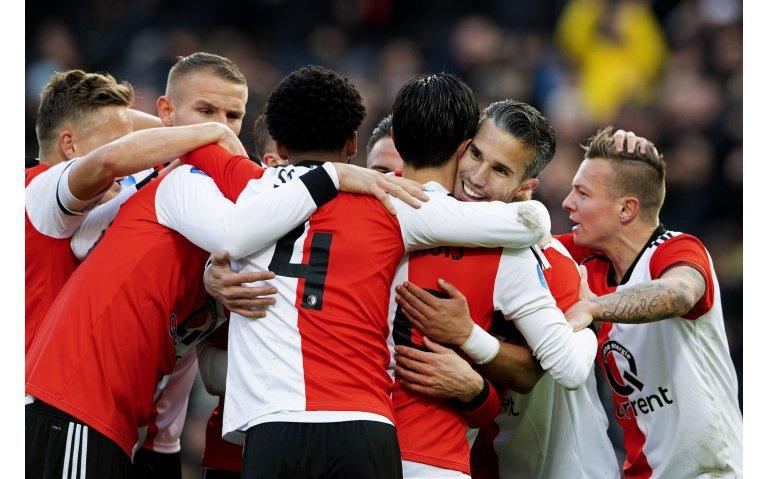 Oefenwedstrijd Feyenoord – Angers live op Veronica