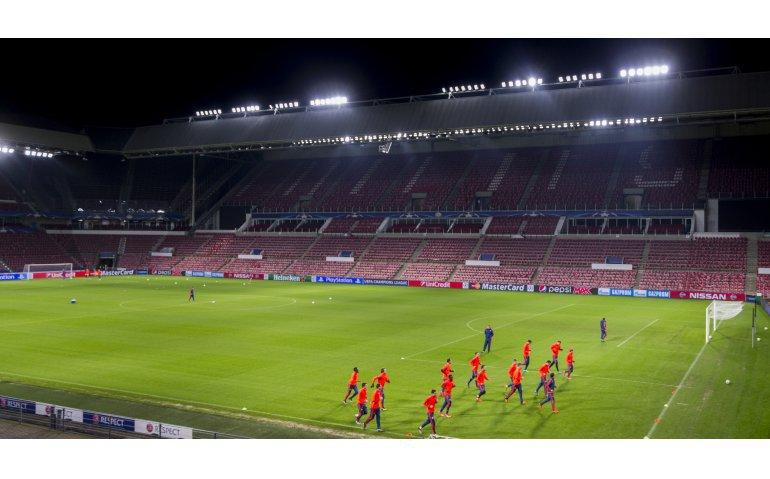 Champions League voetbal: FC Basel – PSV live op televisie en radio