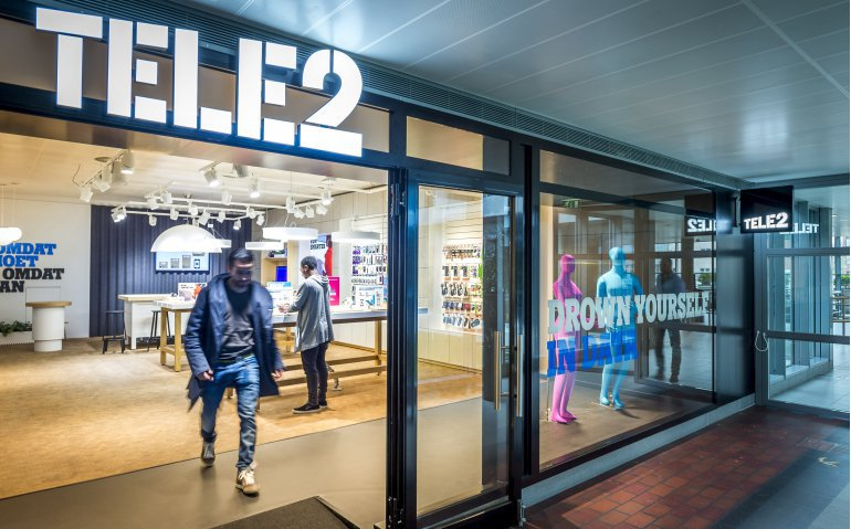 T-Mobile ontmantelt Tele2 in fases