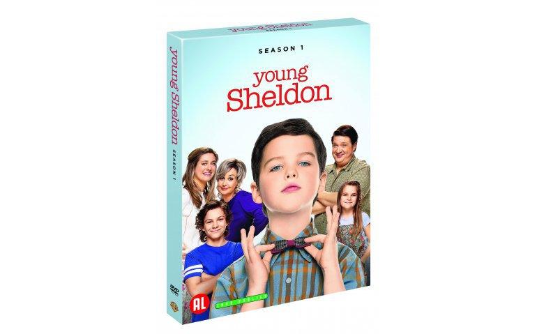 5X DVD YOUNG SHELDON