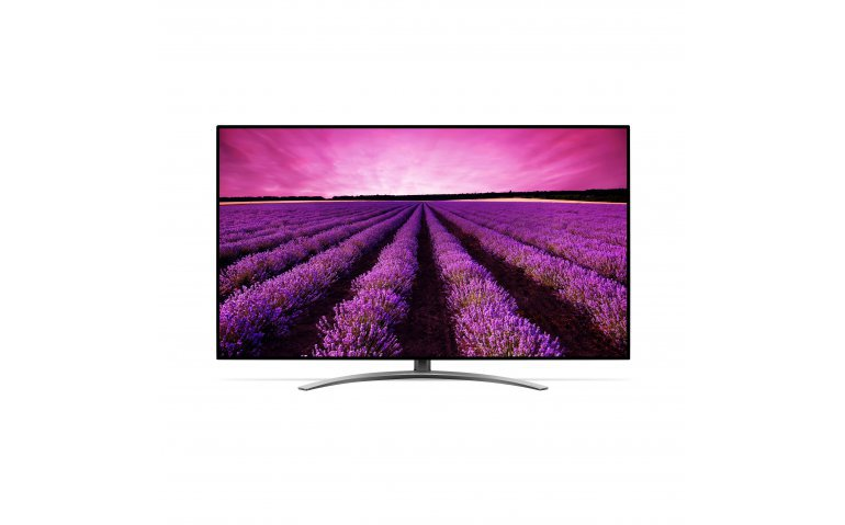 Getest in Totaal TV: premium LCD-tv LG SM9010PLA van LG