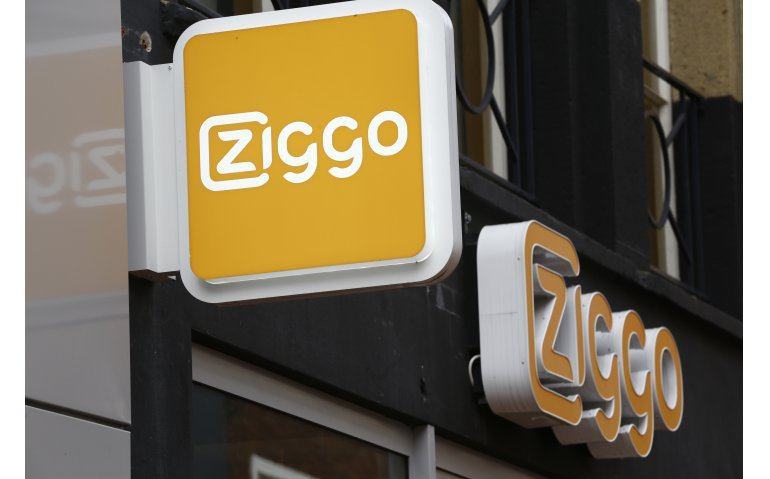 Is Ziggo in slaap gesust?