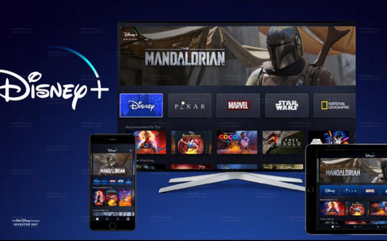 Disney+ levert vier gelijktijdige streams en gratis 4k Ultra HD