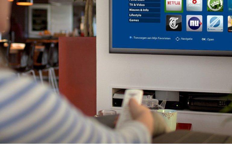 Omleiding lost storing Interactieve TV bij KPN, XS4All en Telfort op