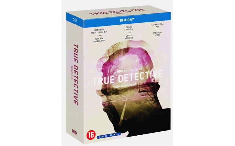 3X BOXSET TRUE DETECTIVE