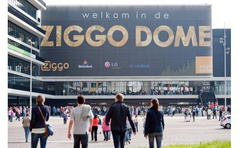 Ziggo organiseert tweede Formule 1 evenement in Ziggo Dome