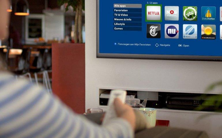 KPN verbetert HD en 4K Ultra HD bruikleendecoder