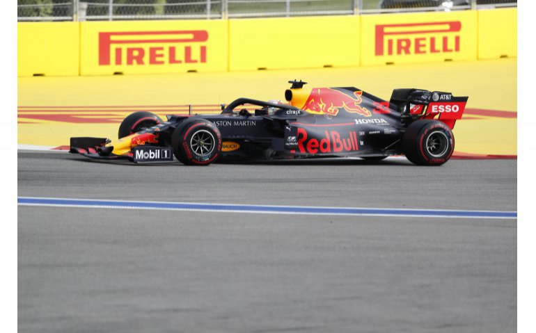 Formule 1 GP Rusland live op tv en radio