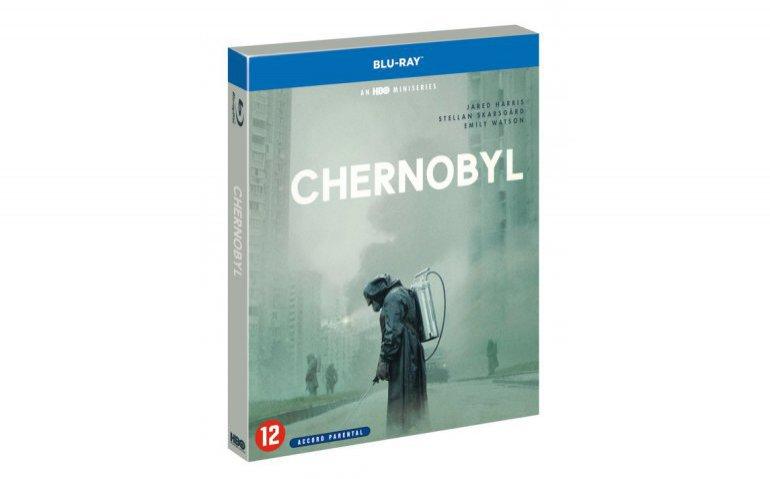 5X BLU-RAY CHERNOBYL