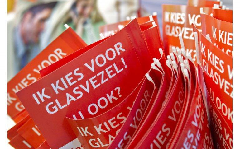Concurrentiestrijd KPN en Ziggo: Glasvezel biedt voordelen bij internet