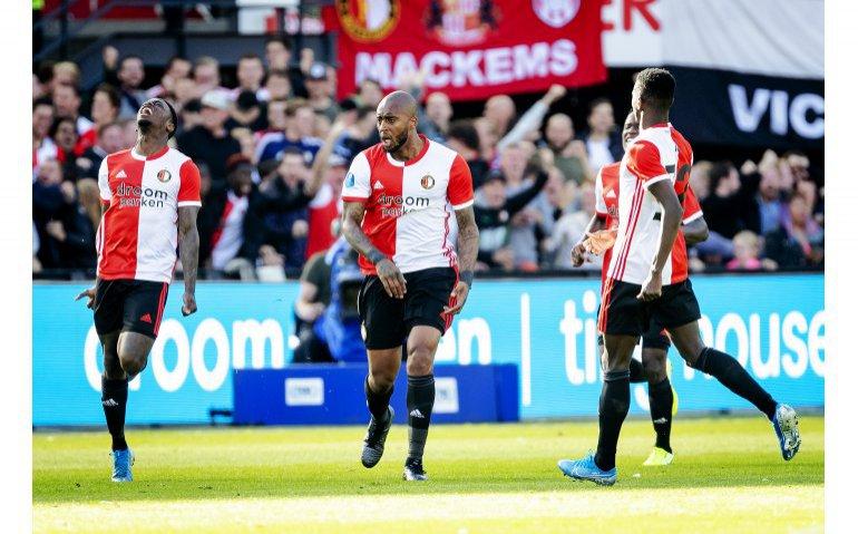 Voetbal: Wedstrijden Feyenoord, AZ en Vitesse op FOX Sports 1