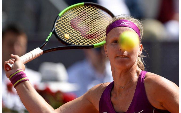 Tennis: Halve finale WTA Peking met Kiki Bertens live op FOX Sports 1