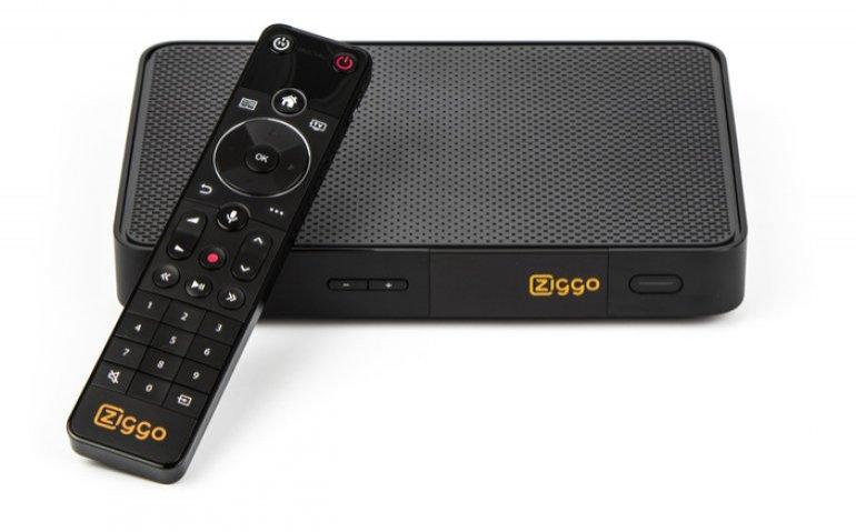 Ziggo volgt KPN met 4K Ultra HD bruikleendecoder alleen bij duurste abonnement