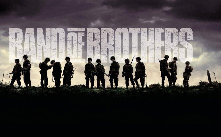 Vervolg hitserie Band of Brothers exclusief op Apple TV+