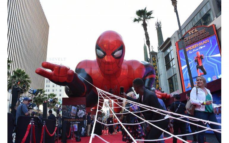 Streamingoorlog bereikt nieuw hoogtepunt: Disney wil Spider-Man kopen
