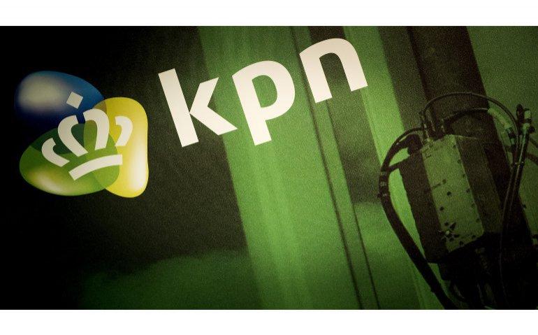 Minder televisie en internet bij KPN
