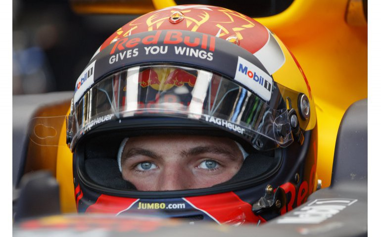 Max Verstappen in Formule 1 GP Mexico live op tv, radio en internet