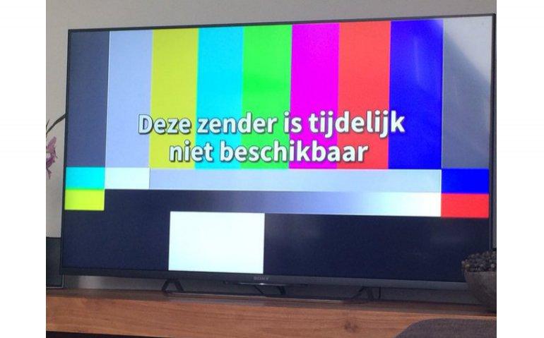 TV-storing bij Ziggo