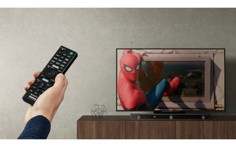 Getest in Totaal TV: bioscoopgeluid uit de Sony HT-ZF9 soundbar