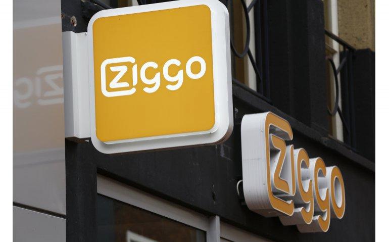 Uithangbord Ziggo