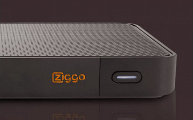 VodafoneZiggo Ziggo 4K Mediabox Next