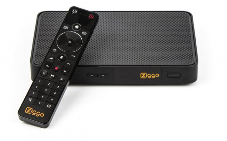 Ziggo 4K Mediabox Next