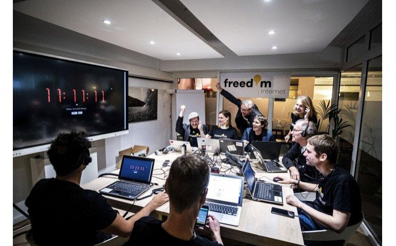 Freedom Internet XS4All Moet Blijven