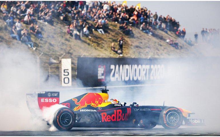 Formule 1 Max Verstappen Red Bull