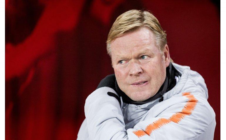 Ronald Koeman bondscoach oranje