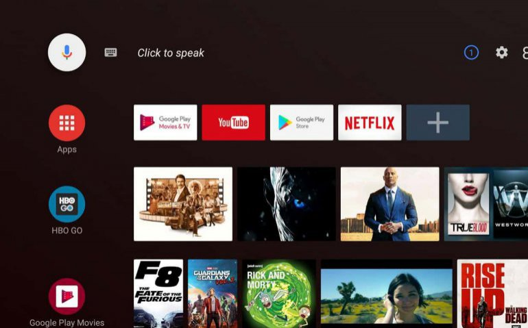 Ziggo Android TV
